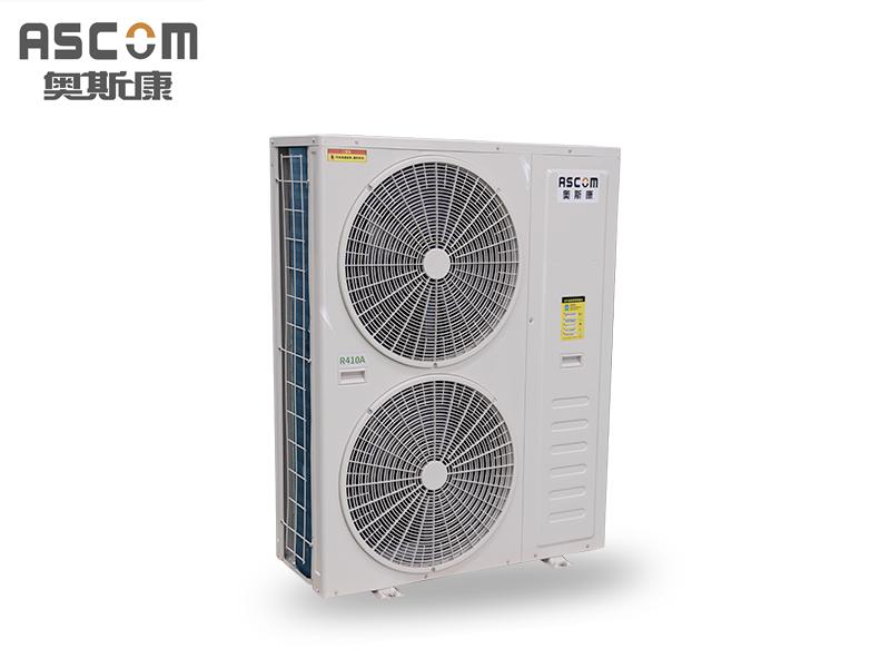 超低温空气源热泵冷热水机组