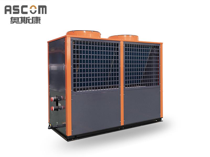 -40℃超低温变频复叠热泵机组