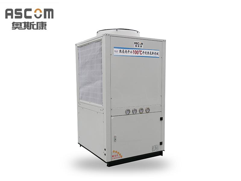 高温复叠热泵热水机组